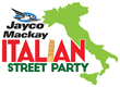 Jayco Mackay Italian Street Party