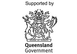 Major Sponsor - Queensland Government - Mackay Italian Street Party