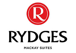 Corporate Sponsor - Rydges - Mackay Italian Street Party